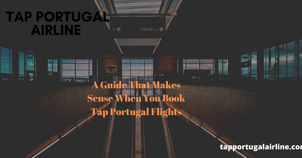 A Guide That Makes Sense When You Book Tap Portugal Flights