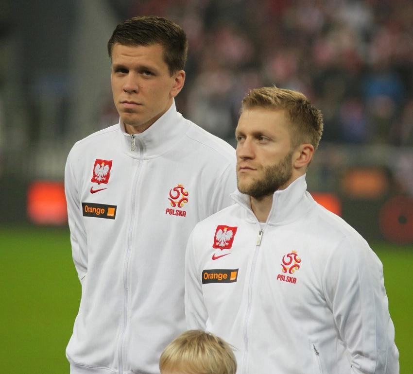 Wojciech Szczęsny i Jakub Błaszczykowski - fot. Roger Gor CC BY 3.0