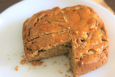 apple Barley cake