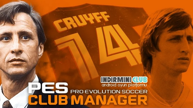 pes club manager hile