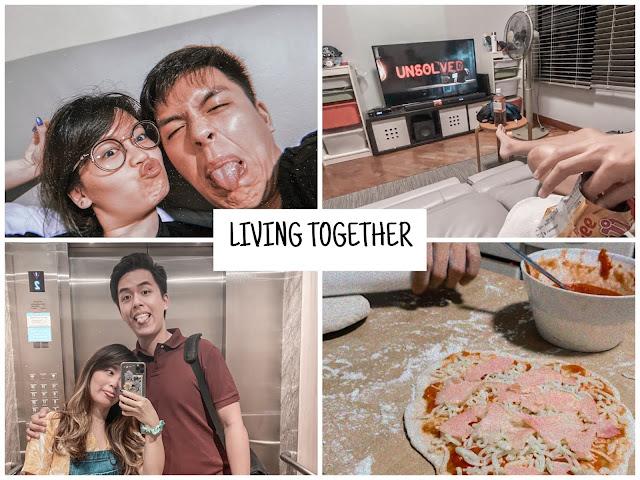 living with my boyfriend