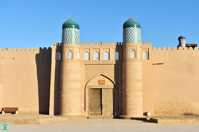 Kunha Ark en Khiva