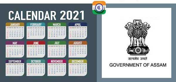 Assamese (Assam) Government Festivals and Holidays List 2021