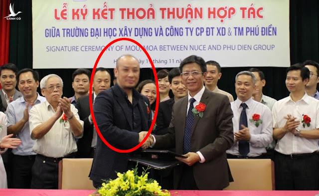 Lê Thanh Hà Chủ tịch HĐQT công ty điện gió đã đến điểm cách ly sau khi đánh tráo cấp dưới