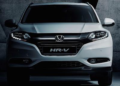 2018 Honda HR-V Exterior Rumors