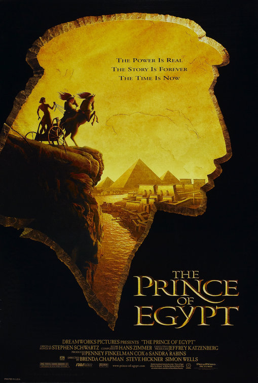 Land of The Nerds: The Prince of Egypt Is An Outlier In
