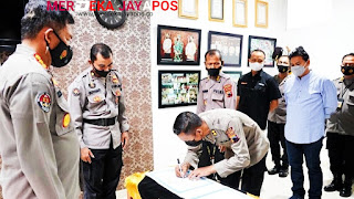Bidhumas Polda Jateng Siap Wujudkan Wilayah Bebas Korupsi