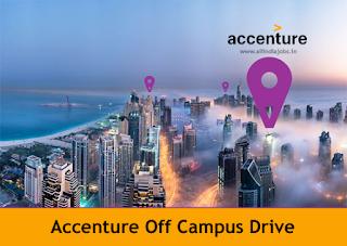 Accenture Off Campus