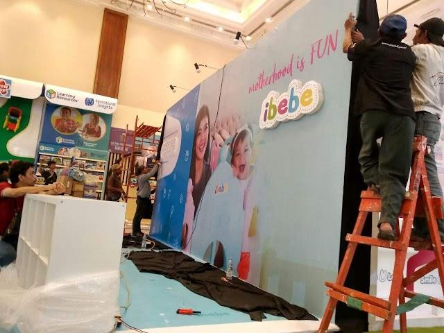 Membuat Design Backdrop Imlek untuk Perayaan