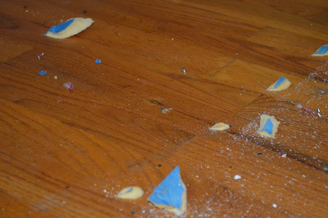 Refinishing Hardwood Floor - What To Do If You See Risk of Asbestos