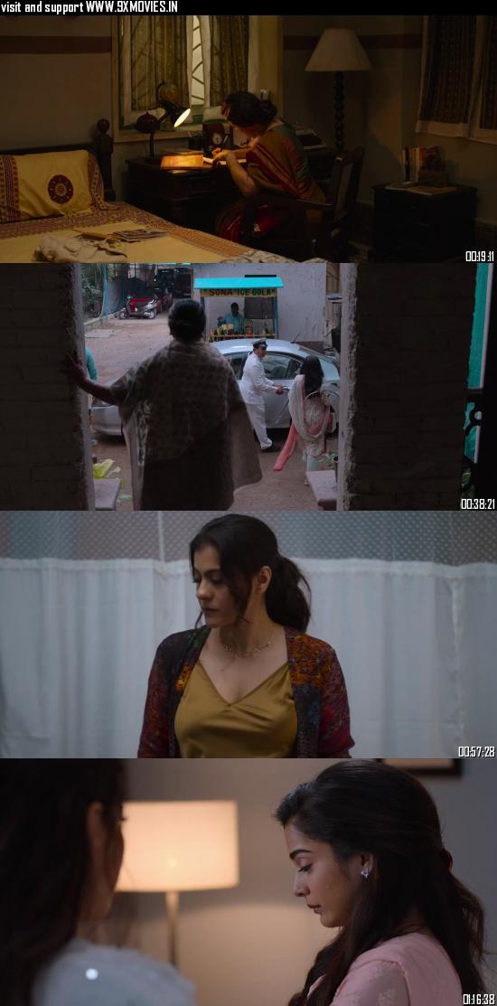 Tribhanga - Tedhi Medhi Crazy 2021 Hindi 480p WEB-DL 300MB