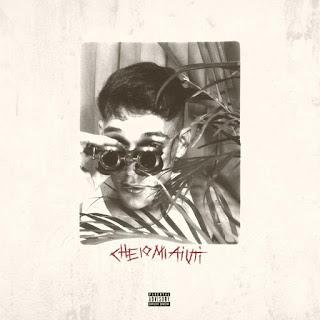 """Copertina di """"CHE IO MI AIUTI"""", l'album di debutto di Bresh."""