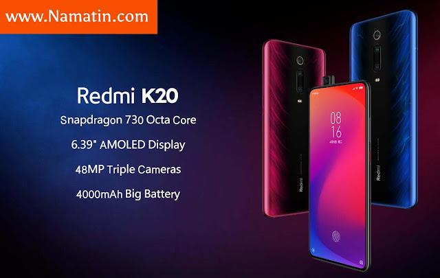 Redmi K20 Murah Kamera Popup