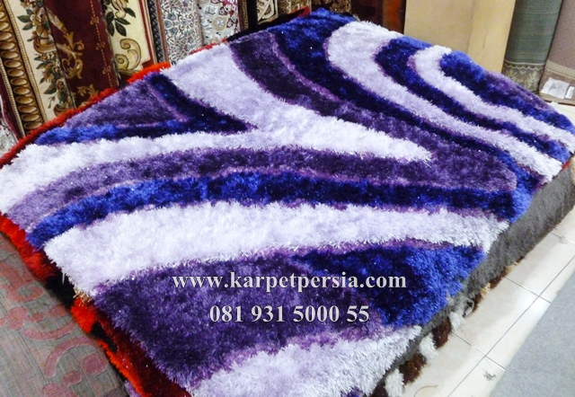 PUSAT KARPET IMPORT TERLENGKAP Karpet Shaggy Terbaru
