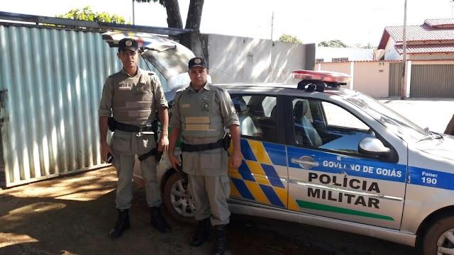 Indivíduo com várias passagens foi preso em Bonfinópolis