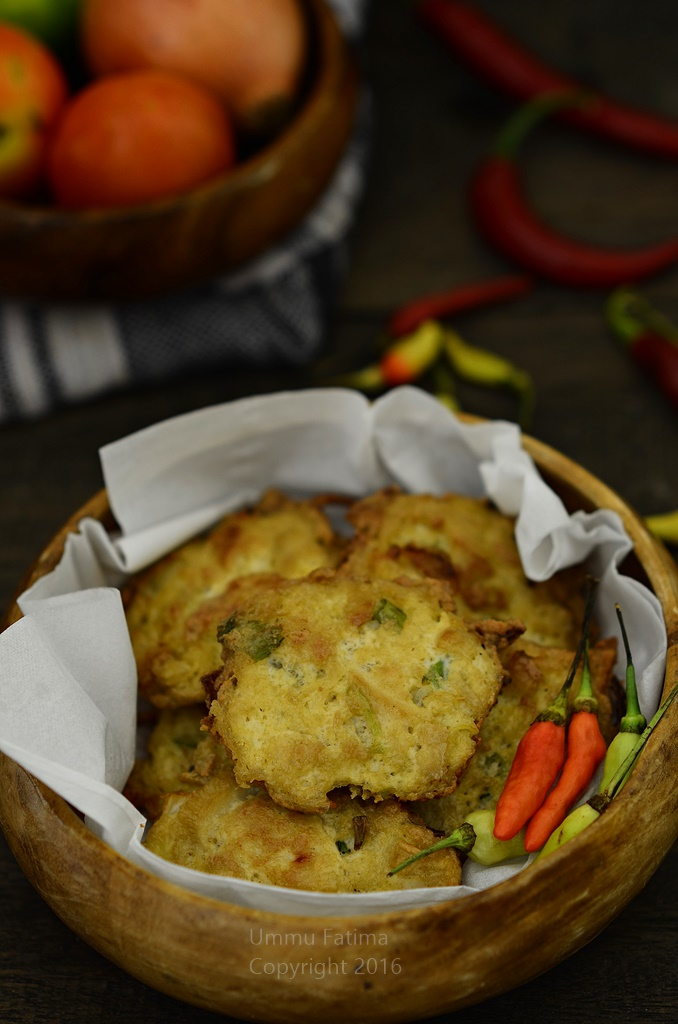 Simply Cooking and Baking: Dadar Tahu Jamur