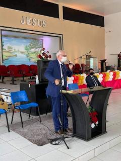 Igreja Assembleia de Deus em Guarabira (PB) recebe Pastor Alexandre Duarte como novo pastor