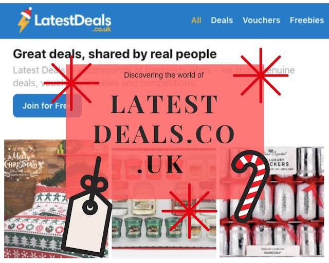 LatestDeals.co.uk - vouchers, deals, freebies, competitions