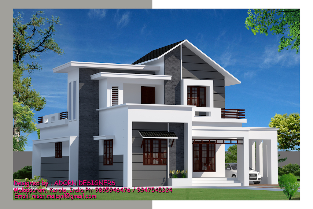 38 Lakh 3 BHK 1500 sq ft Tirur Villa