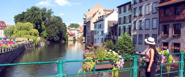 5 Daya Tarik Kota Tua Strasbourg Prancis Yang Disukai Wisatawan