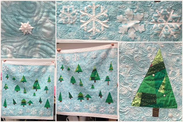 Festival of Tree quilt