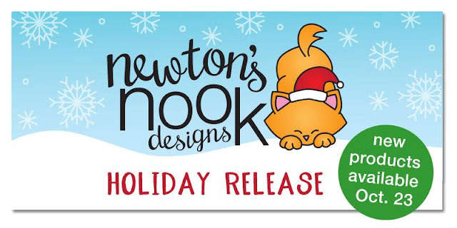 Newton's Nook Designs Holiday Release 2020 #newtonsnook #newtonsnookdesigns #holidayrelease2020