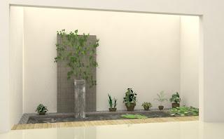 taman minimalis dalam rumah dan variasinya ~ rumahmu