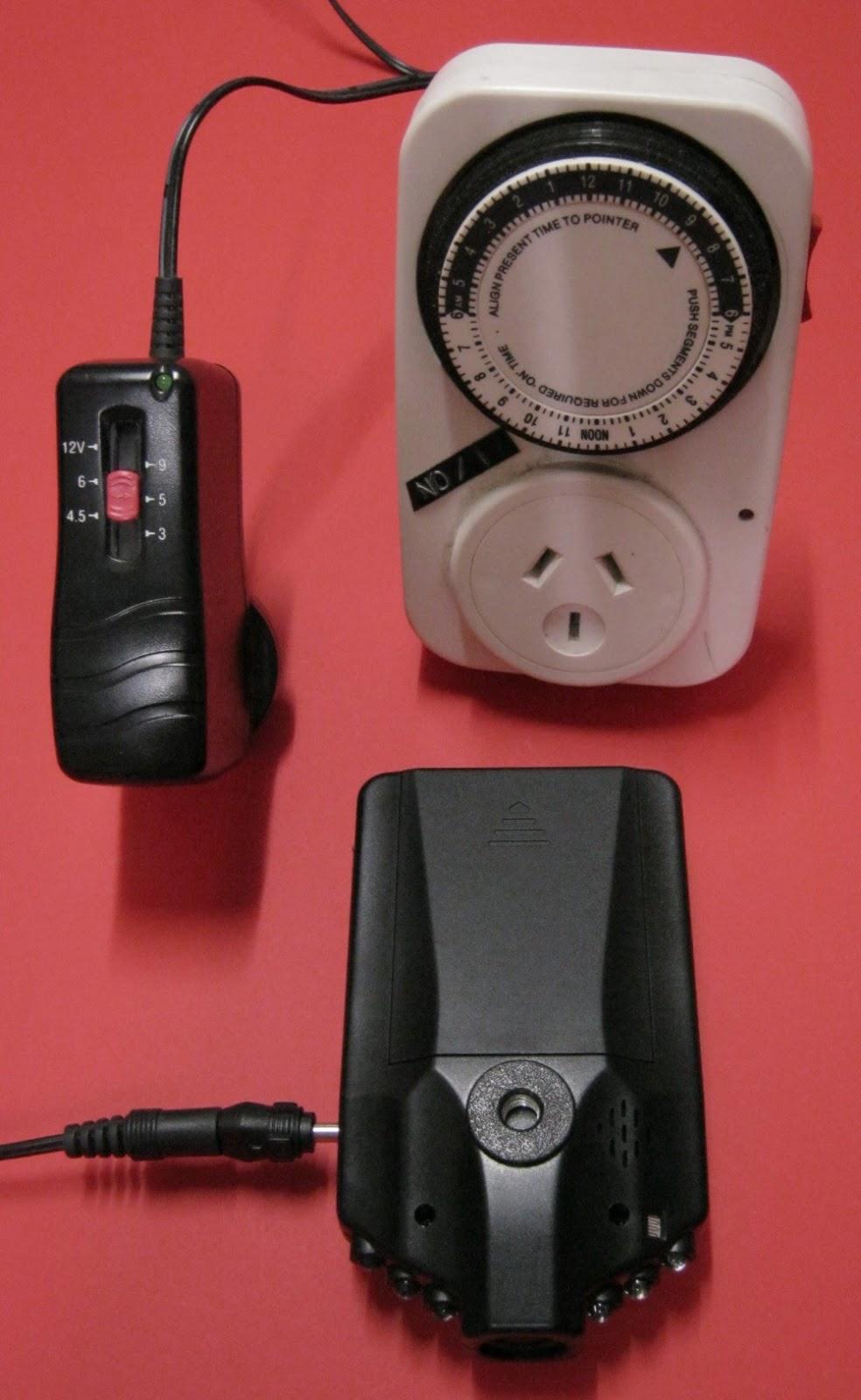 Grant Trebbin: Turning a Dash Cam into a Surveillance Camera