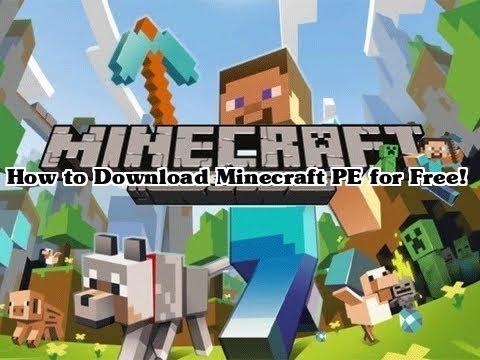 minecraft pe mojang free download pc