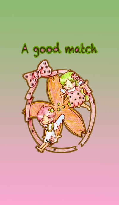 A good match Angel