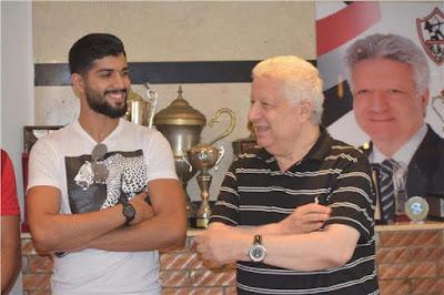 عاجل مرتضي منصور يعلن عن صفقة نارية للزمالك