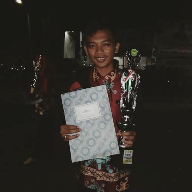 Mahasiswa PAI Raih Prestasi Melalui Seni Kaligrafi MTQ Tingkat kabupaten