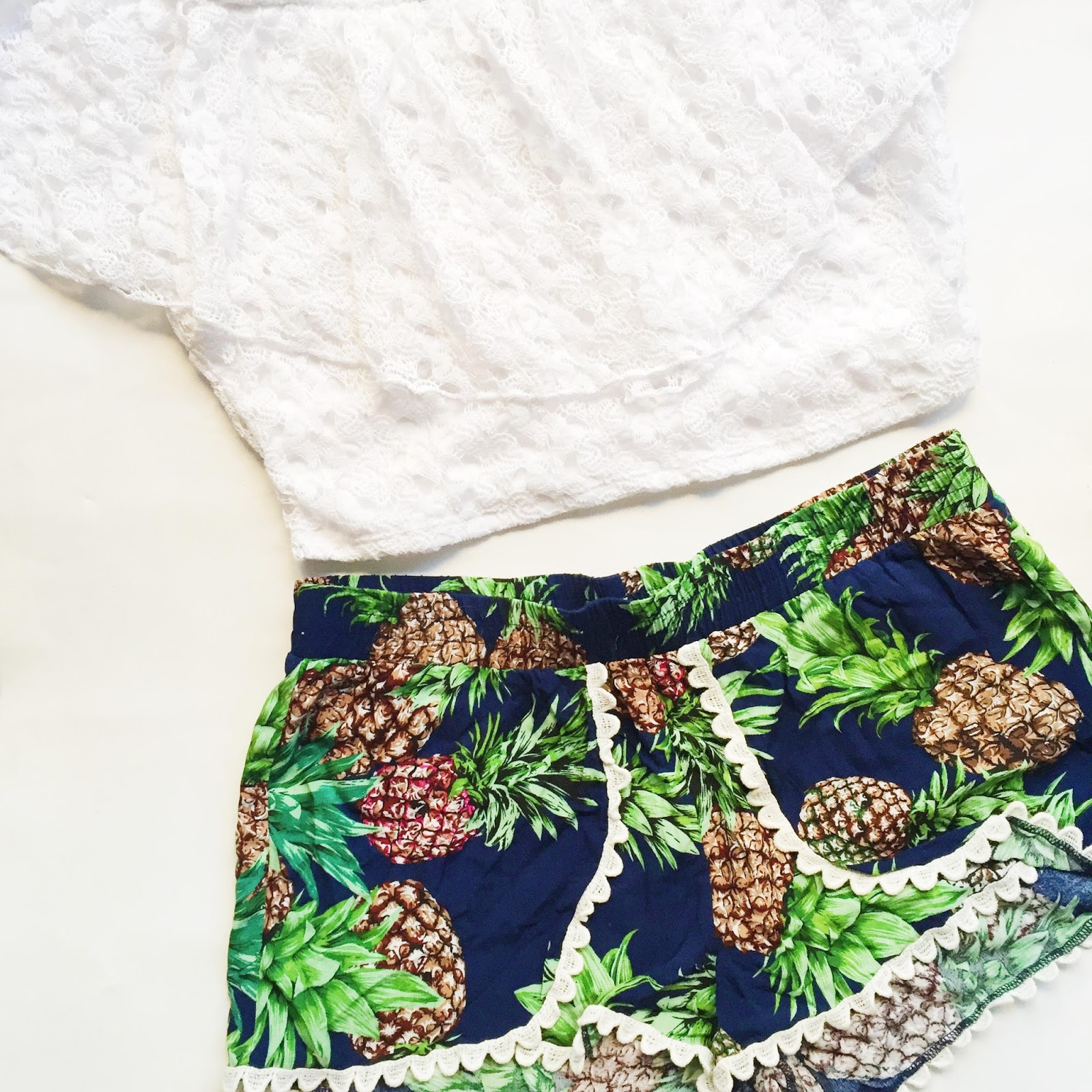pineapple-shorts