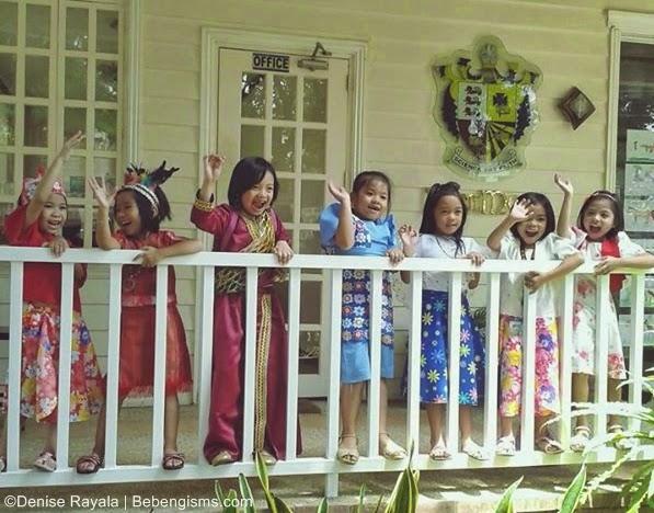 Royal Domesticity by Denise Rayala: 10 Filipino Costume