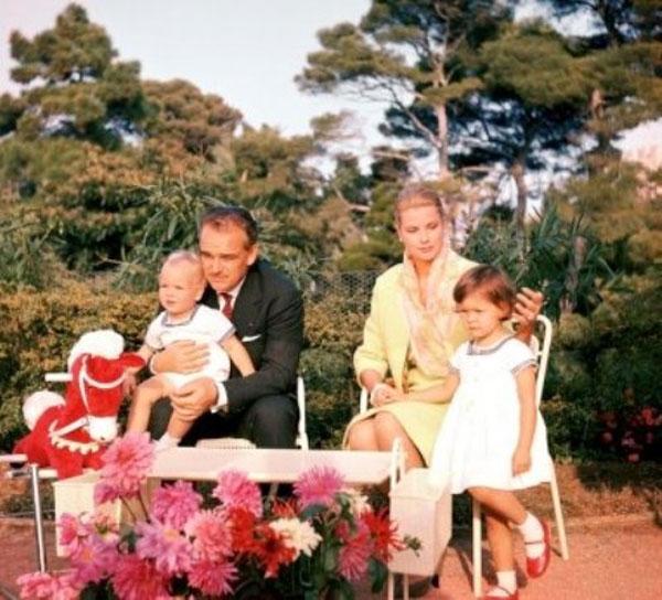 Great Love Stories № 01 | Grace Kelly & Prince Rainer III of Monaco