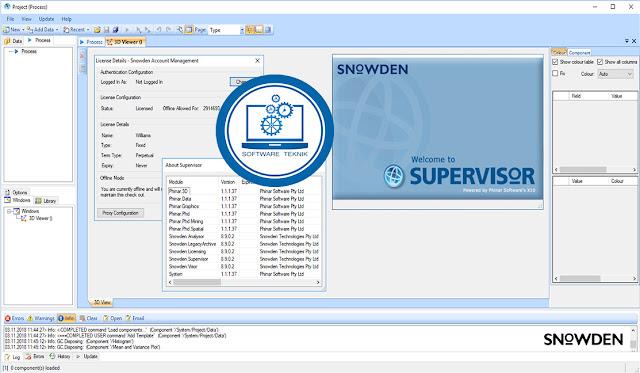Snowden Supervisor v8.9