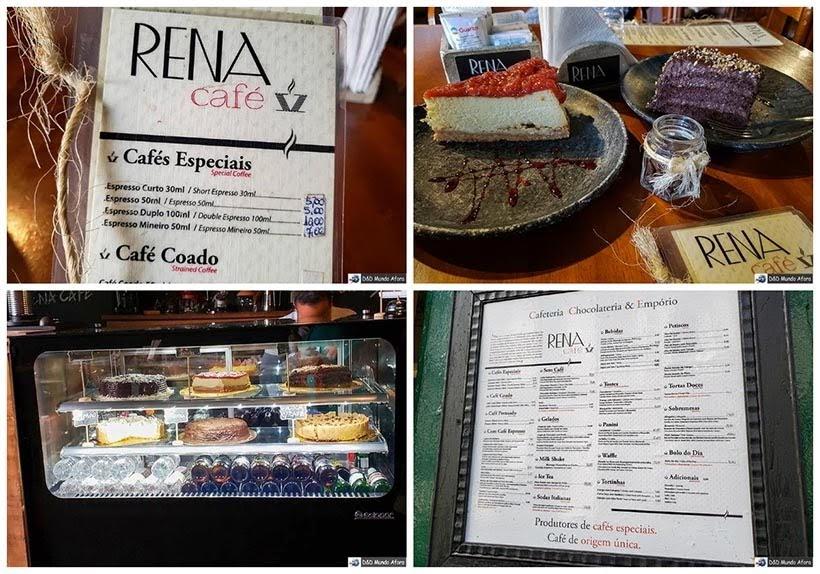 Rena Café - Onde comer em Ouro Preto, Minas Gerais: cafés e restaurantes em Ouro Preto