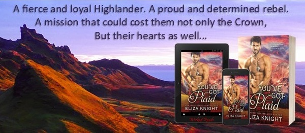 A fierce and loyal Highlander. A proud and determined rebel. A mission that could cost them not only the Crown, but their hearts as well...