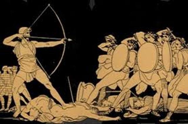 Το φαινόμενο στην Οδύσσεια το δημιουργεί η Αθηνά και στην Ιλιάδα ο Απόλλωνας