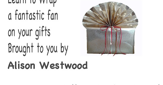 Learn to Wrap gifts with Alison
