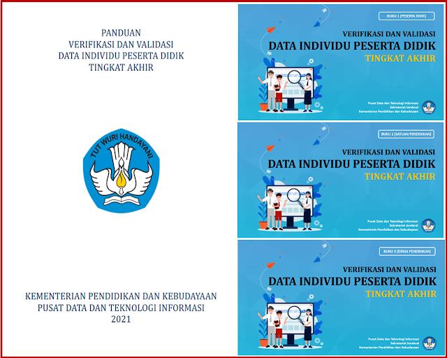 Verval Data Individu Peserta Didik Kelas Akhir 2020/2021