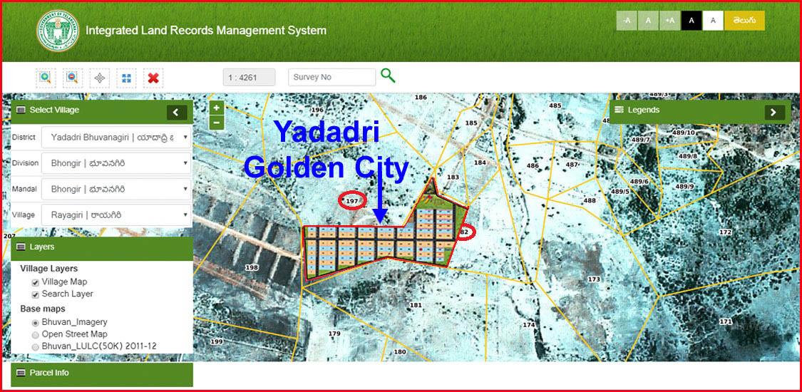 Yadadri golden city venture