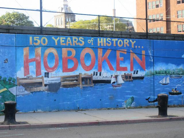 Street Art, Hoboken, Nueva Jersey, NY, Elisa N, Blog de Viajes, Lifestyle, Travel