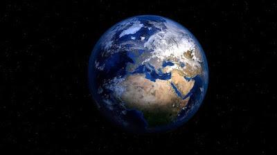 पृथ्वी ग्रहाची मराठी माहीती- Earth information in Marathi