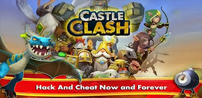 Castle Clash Hack v.1.6