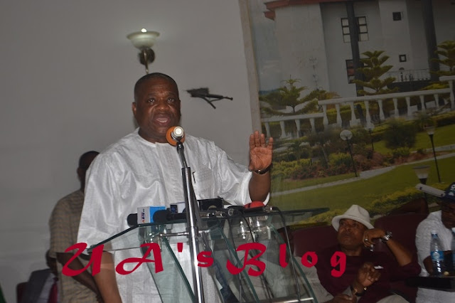 Kalu speaks on dumping APC, returning to PDP