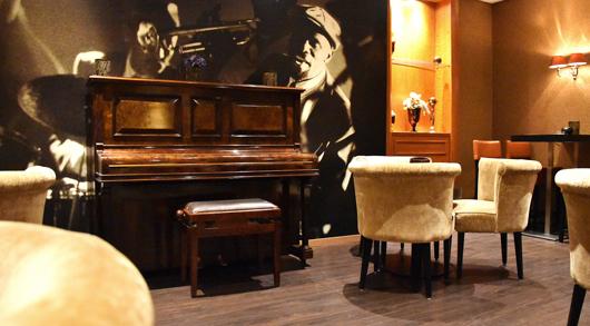 Die Havanna-Bar im Van der Valk Hotel