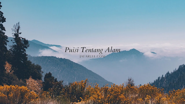Puisi Tentang Alam