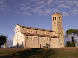The church of the Abbey of Summaga at Portogruaro