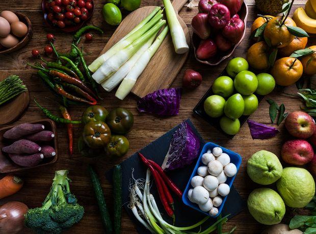 Οι vegetarians τρώμε κι έχω αποδείξεις (και το μενού)